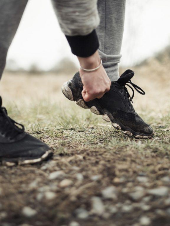 Sportowy i wygodny styl do biegania